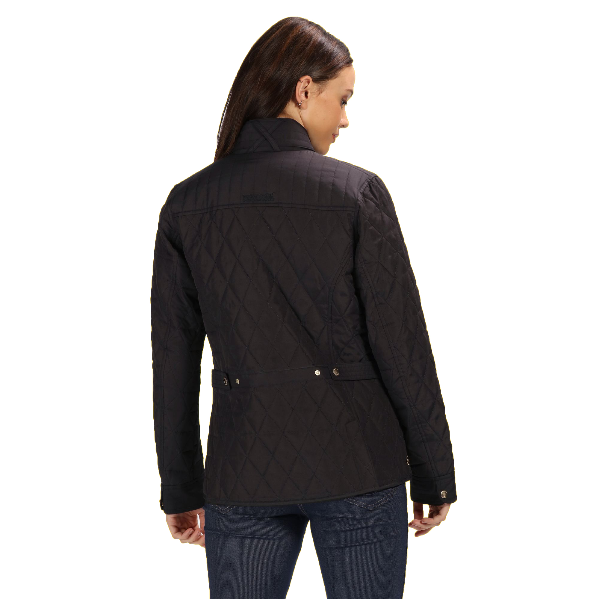 Regatta-Women-039-s-Cressida-Puffer-Padded-Quilted-Insulated-Jacket-RRP-70 thumbnail 3