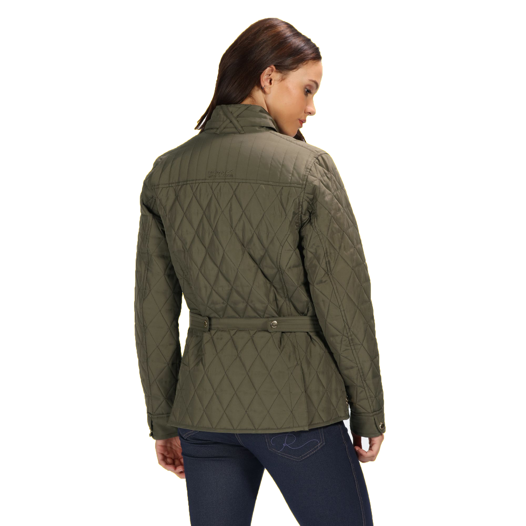 Regatta-Women-039-s-Cressida-Puffer-Padded-Quilted-Insulated-Jacket-RRP-70 thumbnail 11