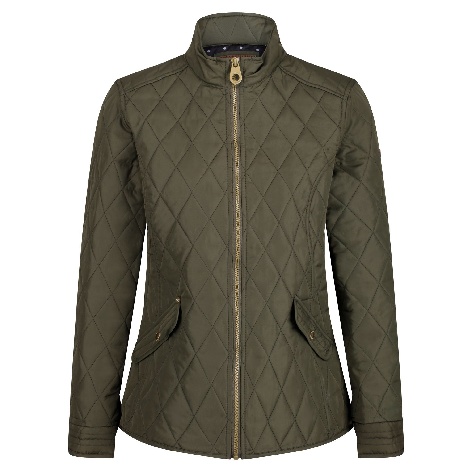 Regatta-Women-039-s-Cressida-Puffer-Padded-Quilted-Insulated-Jacket-RRP-70 thumbnail 12