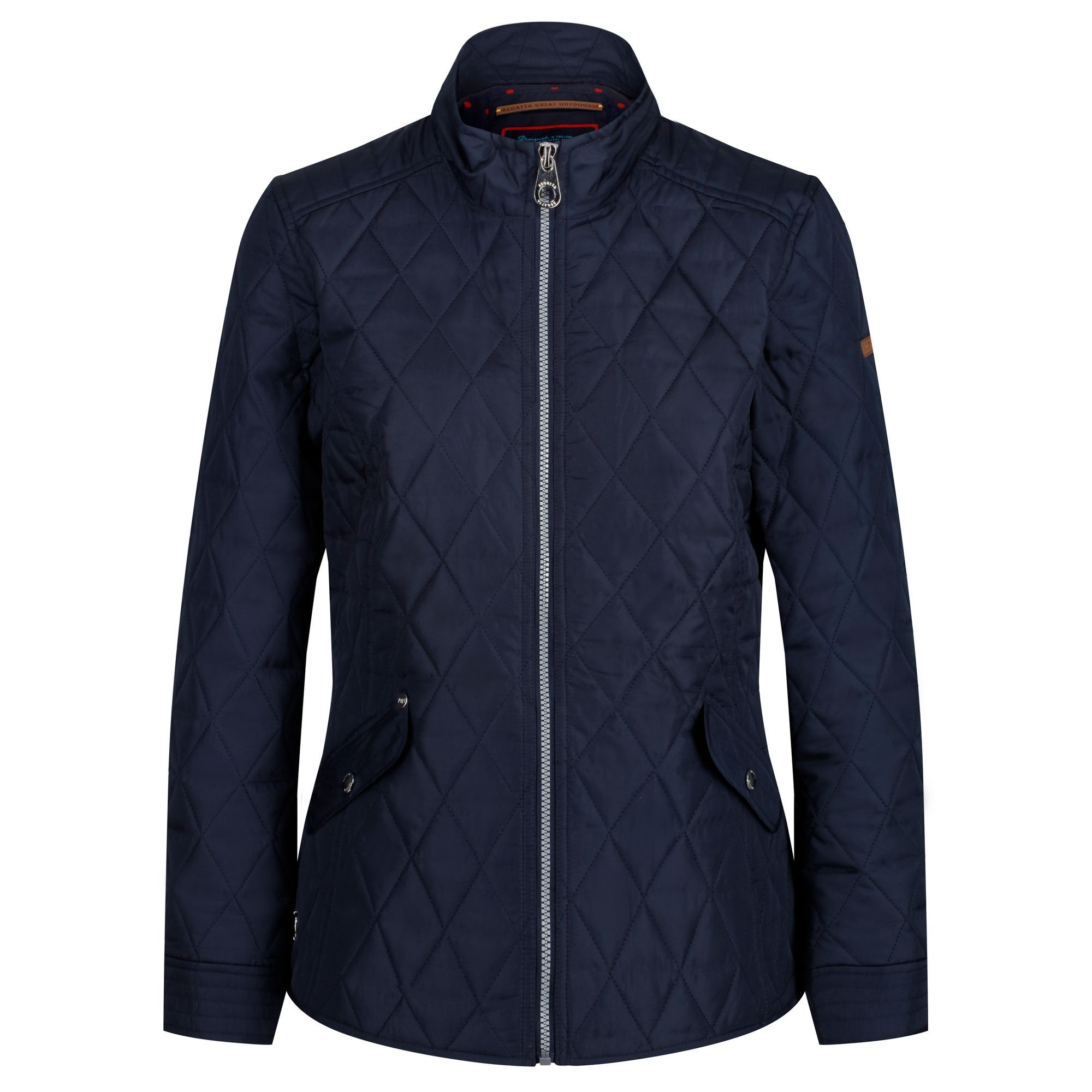 Regatta-Women-039-s-Cressida-Puffer-Padded-Quilted-Insulated-Jacket-RRP-70 thumbnail 16