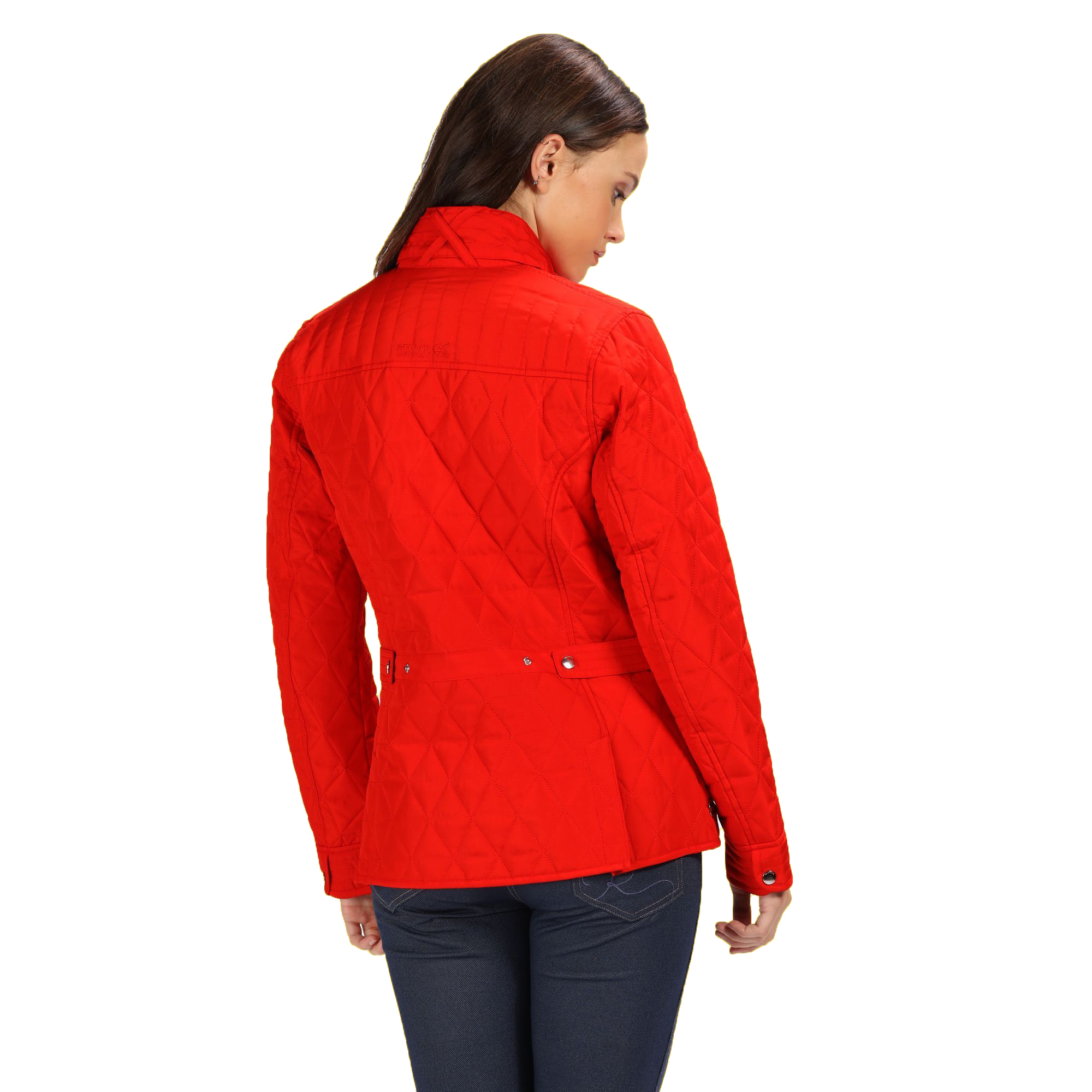 Regatta-Women-039-s-Cressida-Puffer-Padded-Quilted-Insulated-Jacket-RRP-70 thumbnail 7