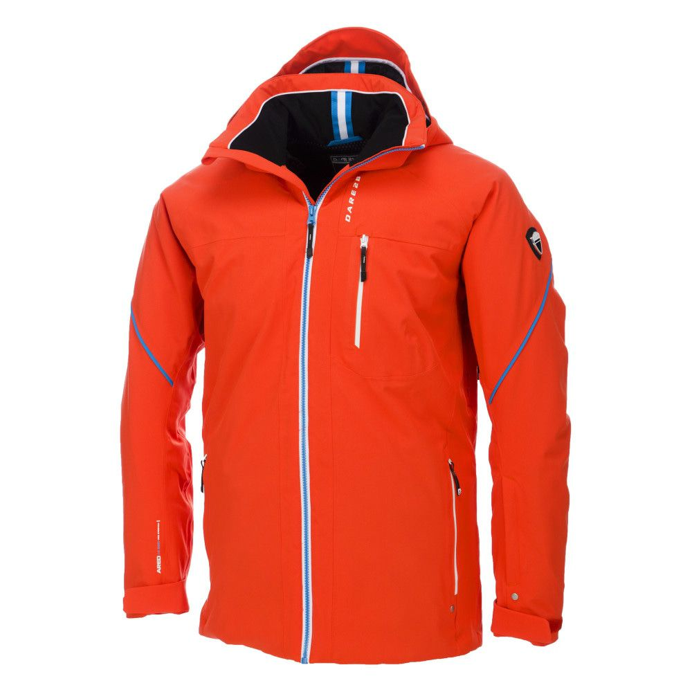 Dare2b-Mens-Waterproof-Breathable-Ski-Jacket-Huge-Clearance-RRP-200 thumbnail 12