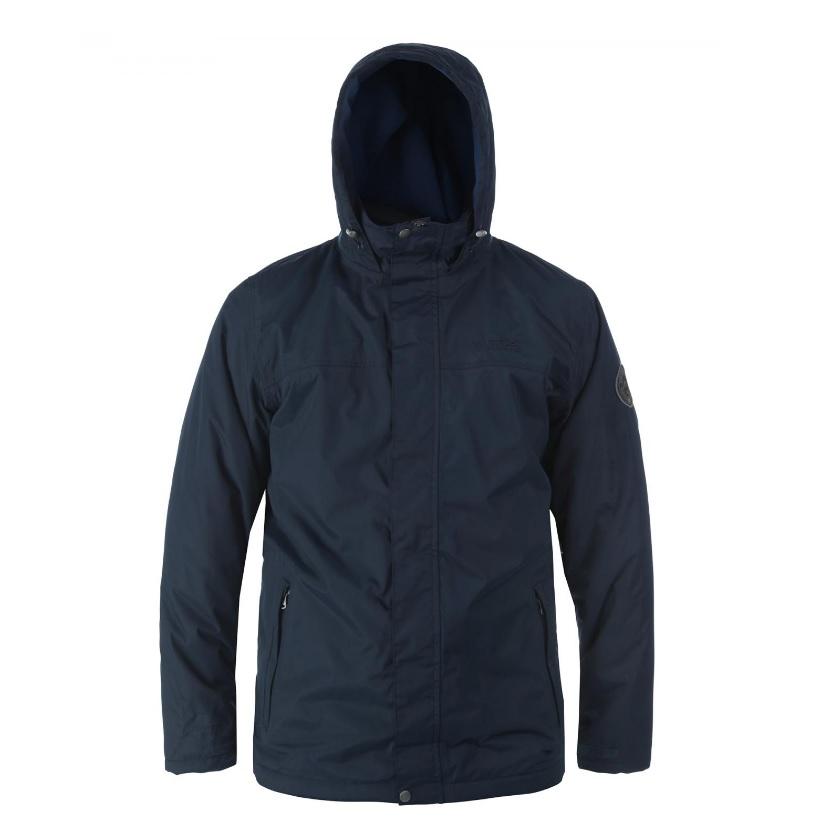 Regatta-Hesper-Mens-Waterproof-Windproof-Hooded-Insulated-Jacket thumbnail 4