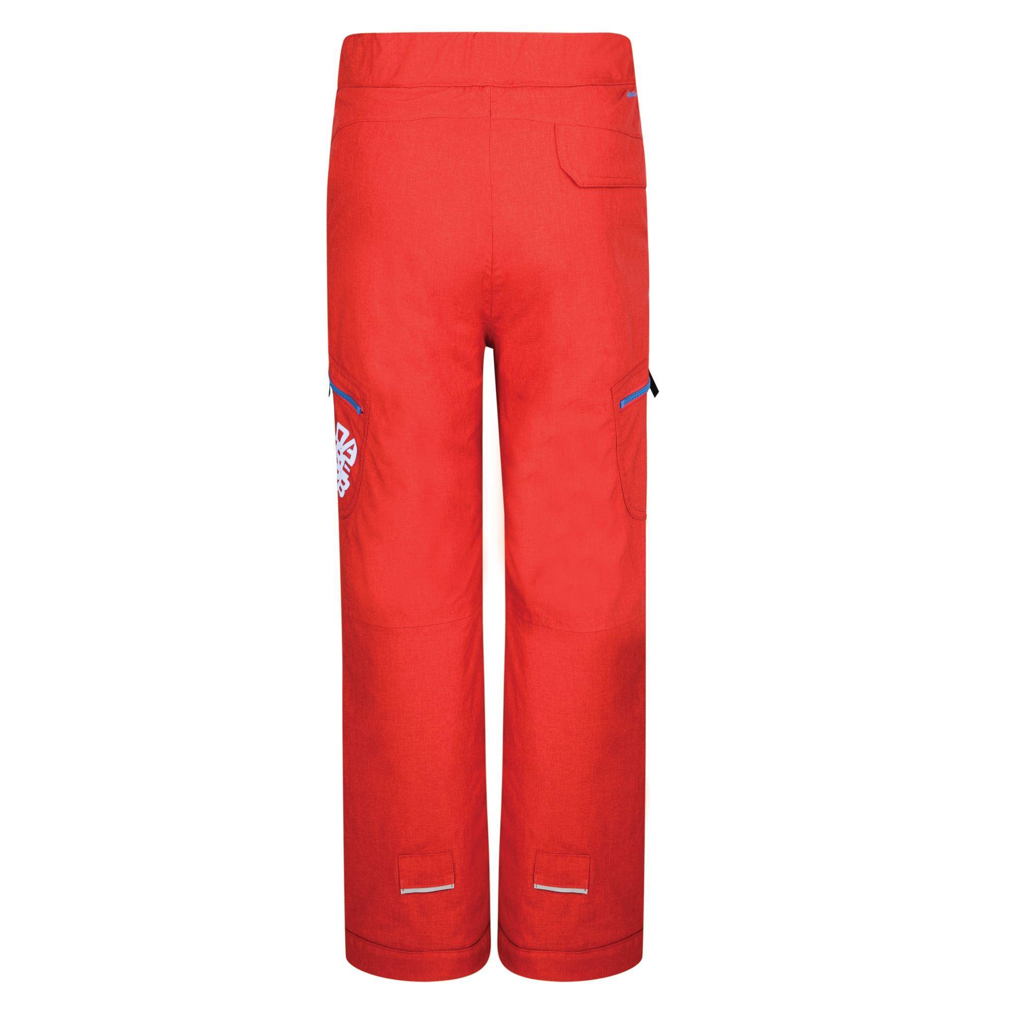 Dare2b-Boys-Girls-Kids-Waterproof-Breathable-Ski-Trousers-Salopettes-RRP-70 thumbnail 4