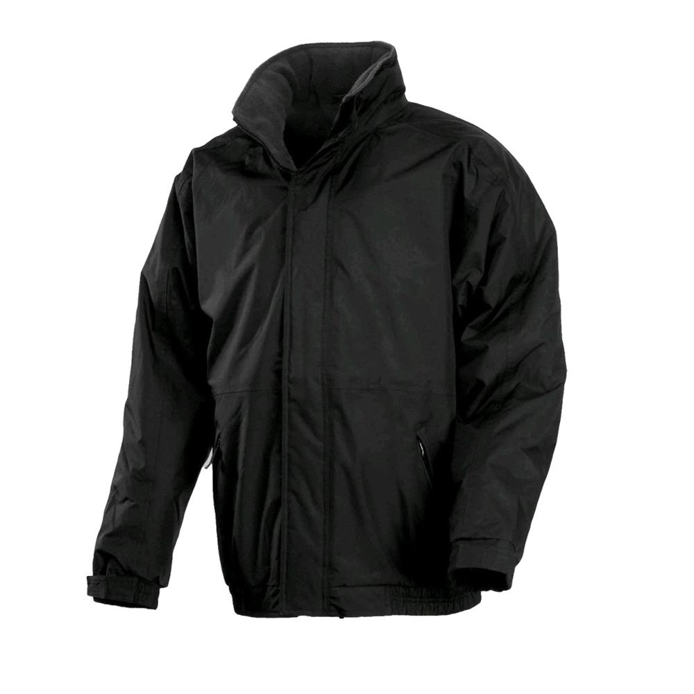 Regatta-Dover-Mens-Fleece-Lined-Windproof-Waterproof-Hooded-Jackets-RRP-70 thumbnail 2