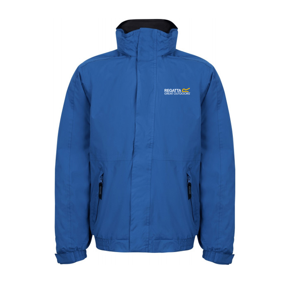 Regatta-Dover-amp-Bomber-Mens-Fleece-Lined-Windproof-Waterproof-Jacket-RRP-70 thumbnail 7
