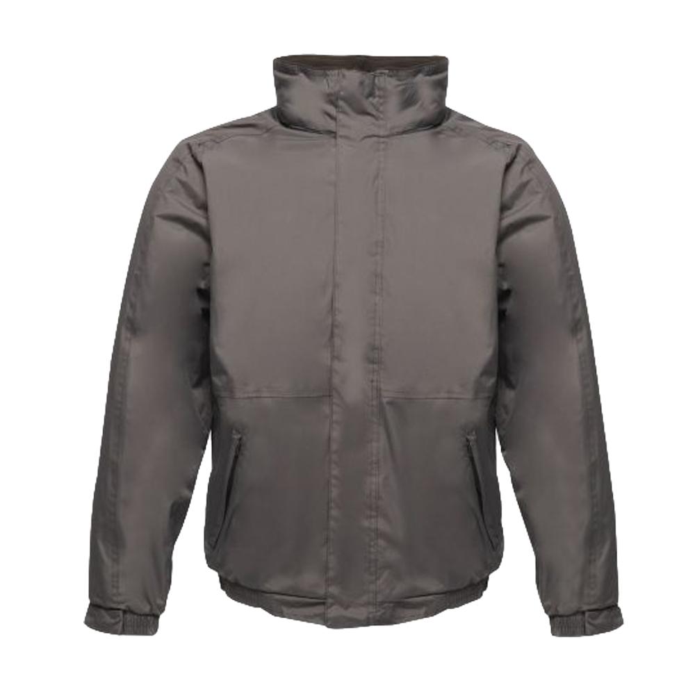 Regatta-Dover-Mens-Fleece-Lined-Windproof-Waterproof-Hooded-Jackets-RRP-70 thumbnail 3