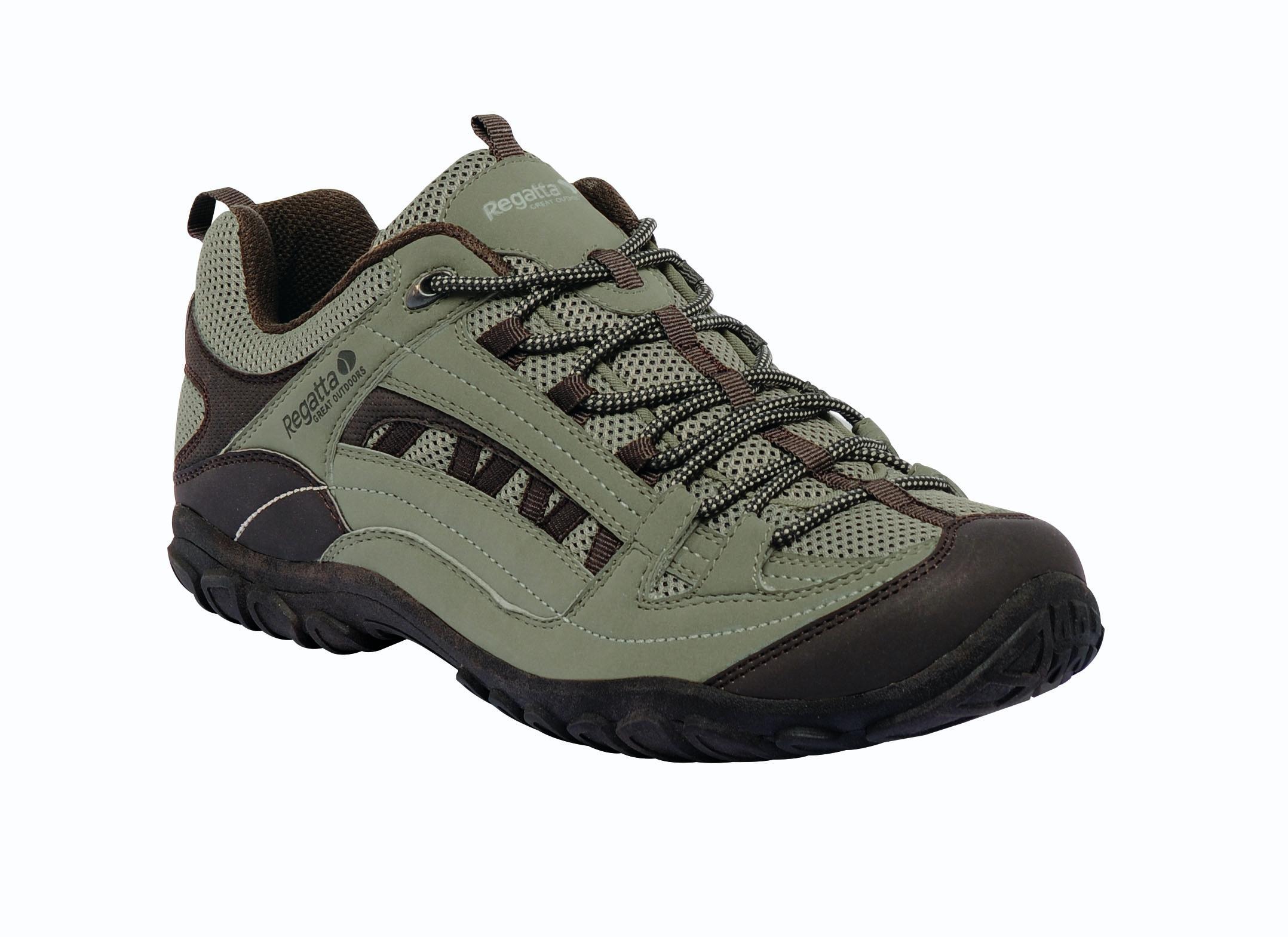 Alderson Low Walking Shoe