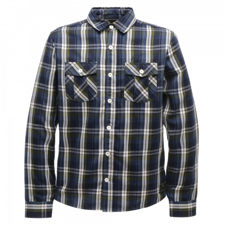 Dare2b-Exult-Mens-Winter-Weight-Check-Casual-Summer-Shirt