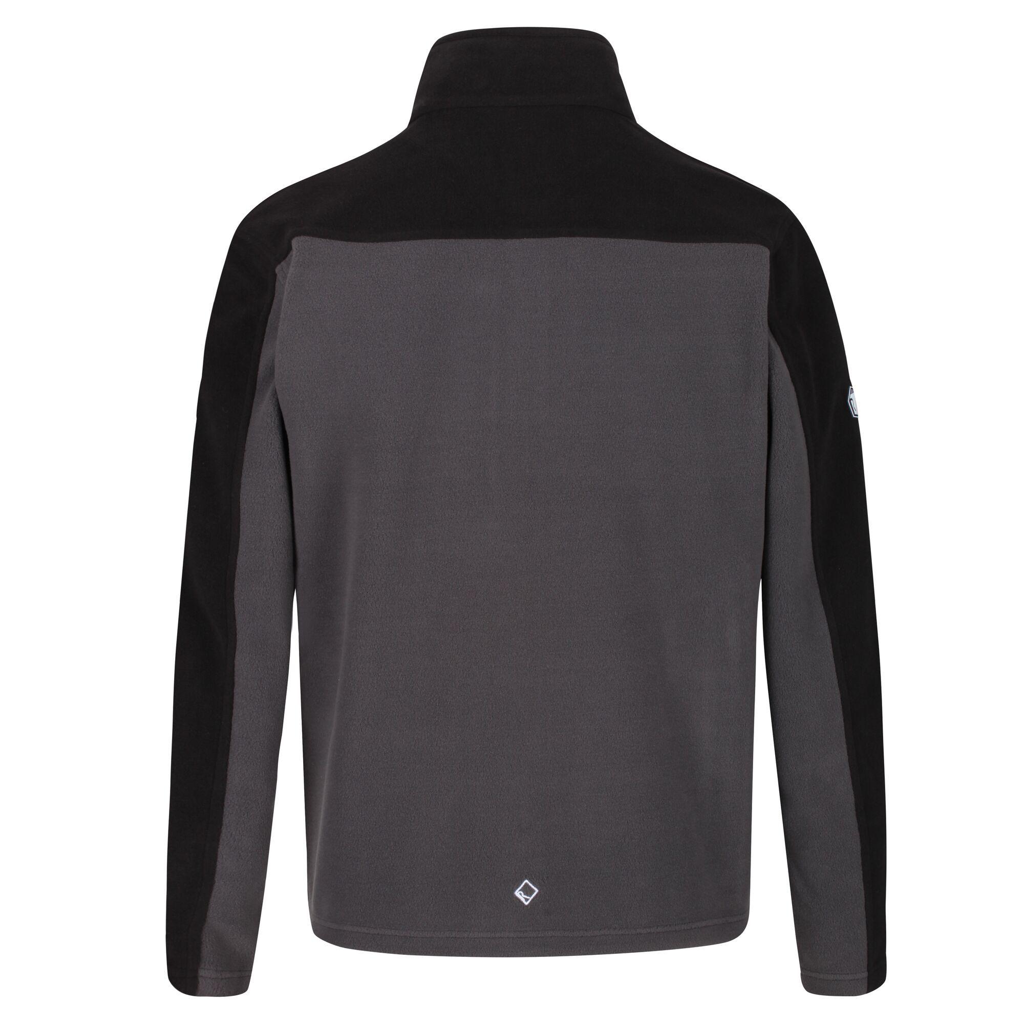 thumbnail 9 - Regatta Fellard Mens Lightweight Full Zip Warm Walking Fleece Jacket RRP £30