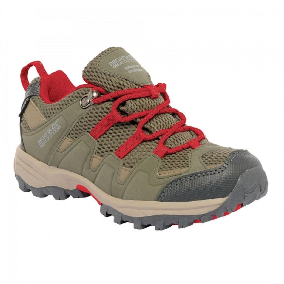 Regatta-Garsdale-Low-Kids-Water-Resistant-Breathable-Walking-Shoe