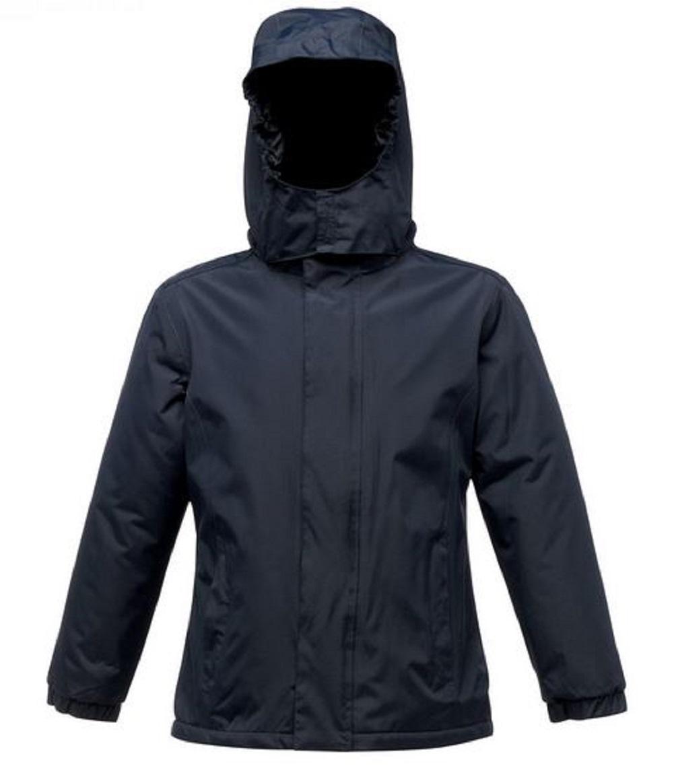 Regatta-Kids-Squad-Boys-Girls-Waterproof-Fleece-Lined-School-Jacket