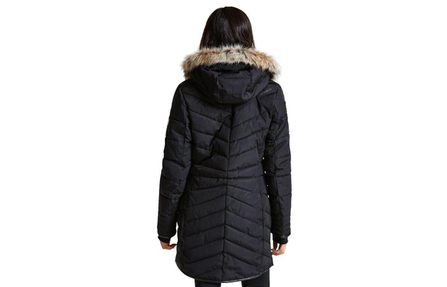 Dare2b-Lately-II-Women-039-s-Waterproof-Breathable-Parka-Jacket-Coat thumbnail 3