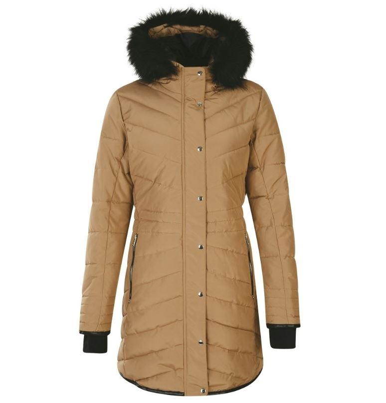 Dare2b-Lately-II-Women-039-s-Waterproof-Breathable-Parka-Jacket-Coat thumbnail 8