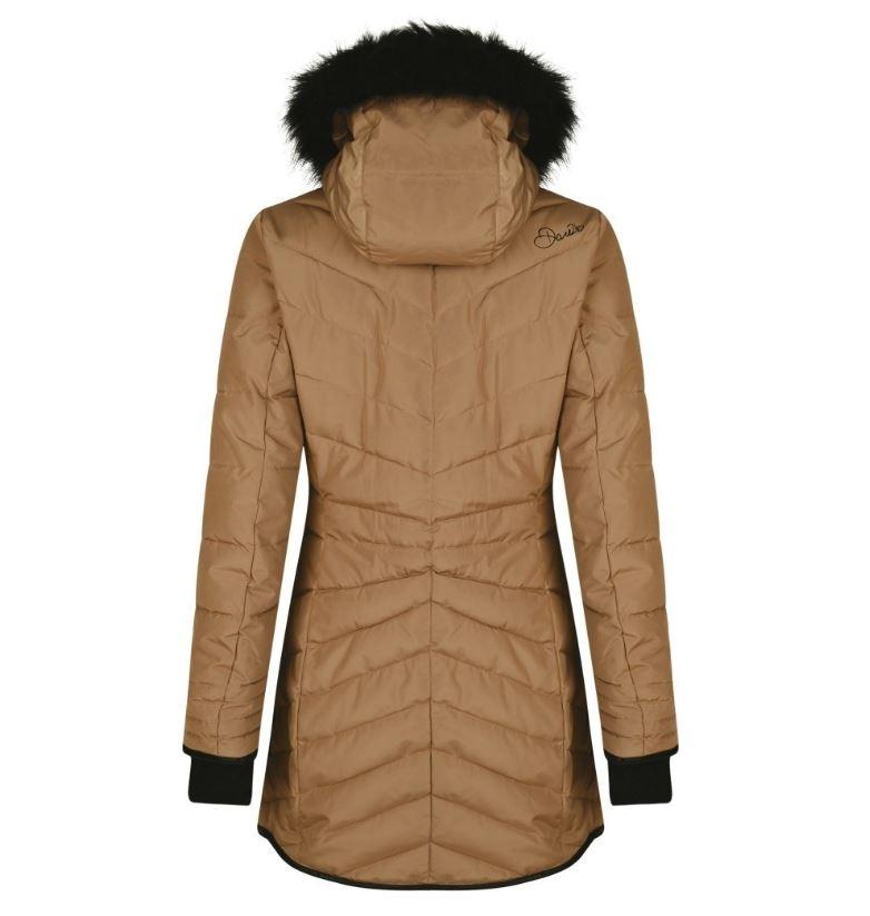 Dare2b-Lately-II-Women-039-s-Waterproof-Breathable-Parka-Jacket-Coat thumbnail 9