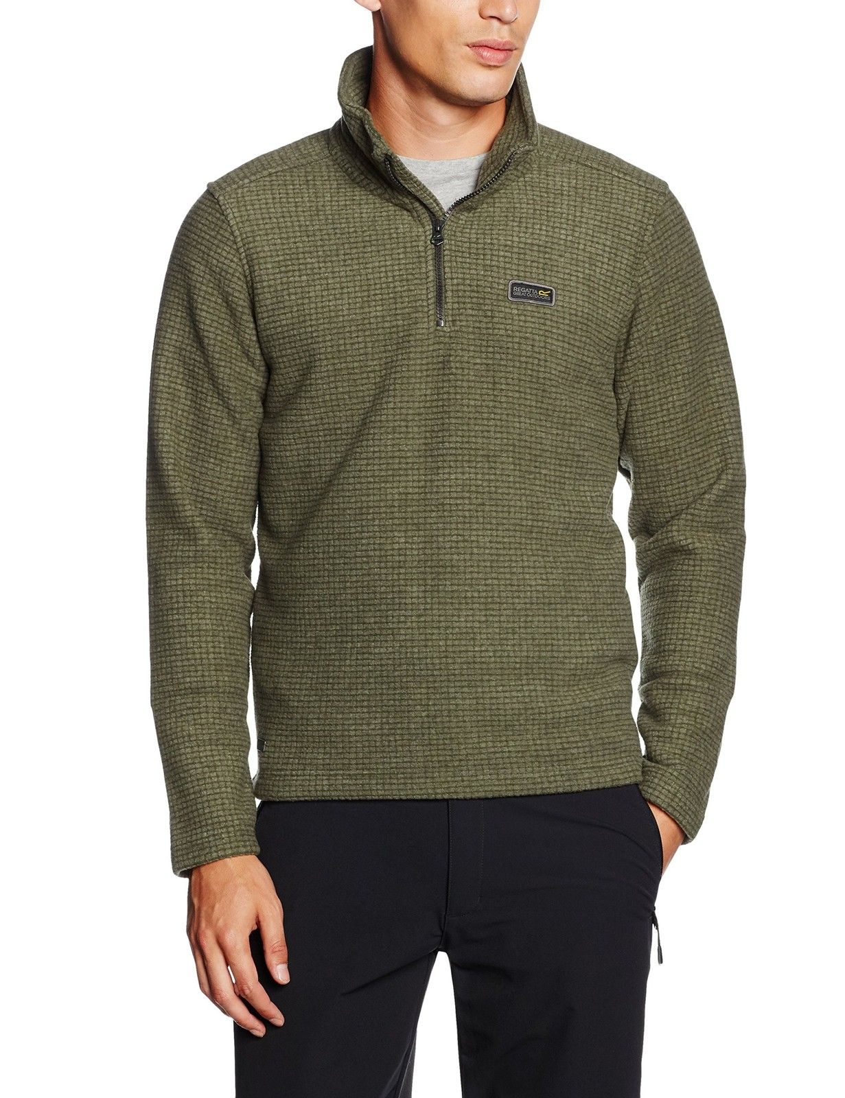 Regatta Layton Mens Warm Midweight Fleece Jacket | eBay