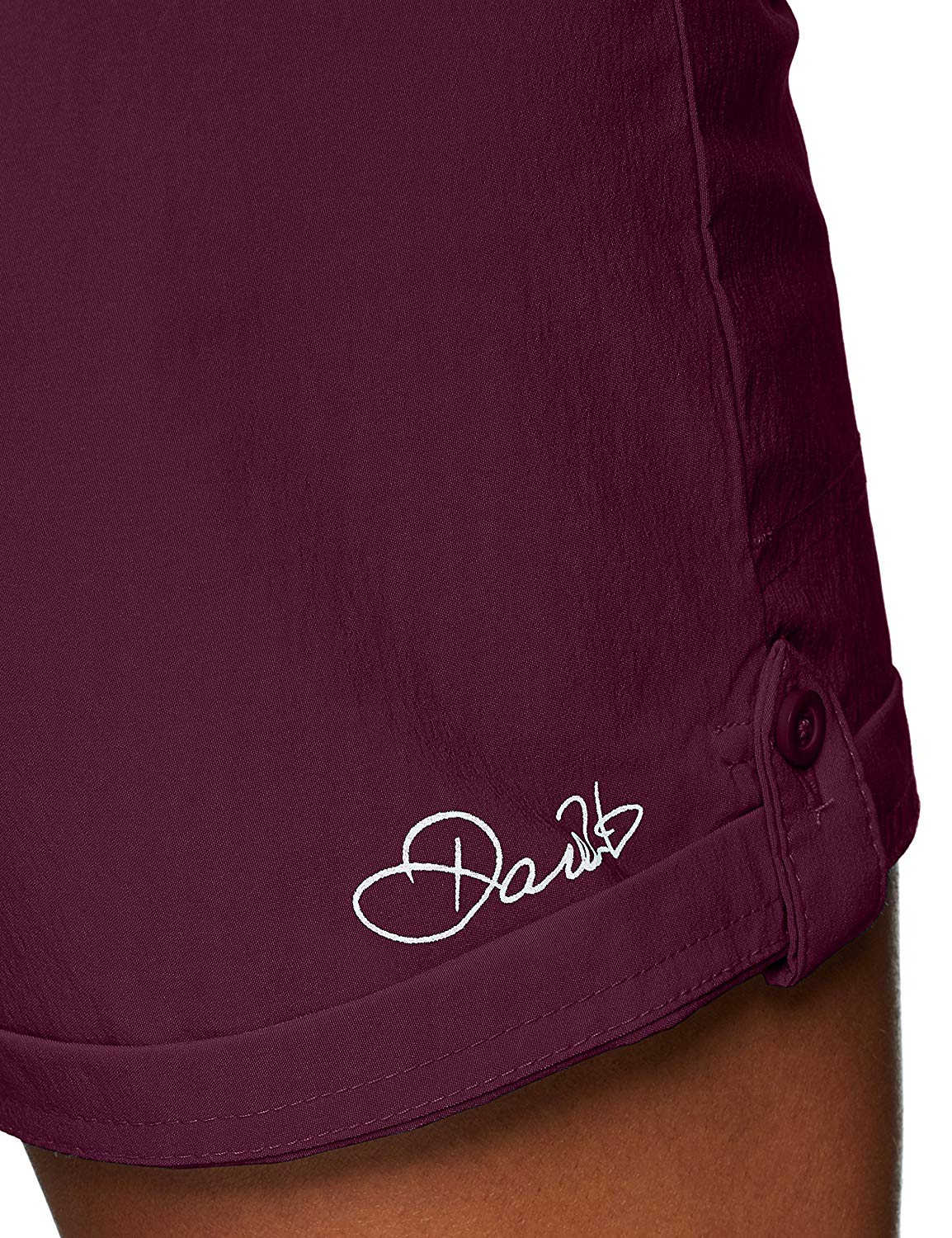 Dare2b-Melodic-Womens-Water-Repellent-Lightweight-Quick-Drying-Shorts thumbnail 5