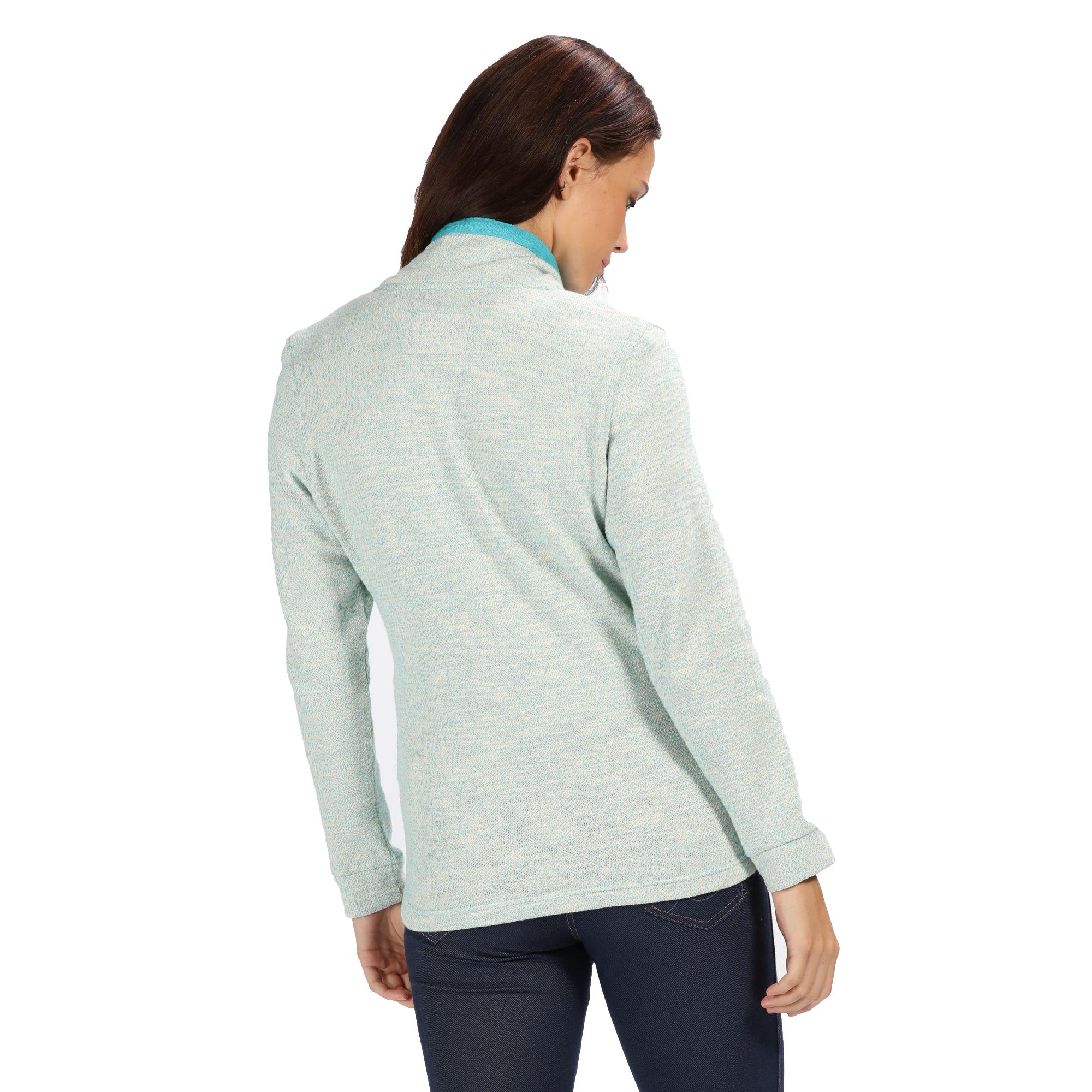 Regatta-Odetta-Womens-Warm-Curved-Full-Zip-Fleece-Jacket-RRP-50 thumbnail 3