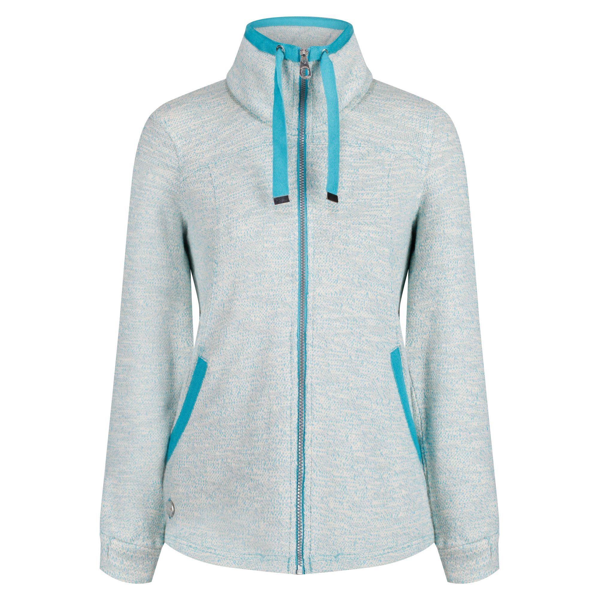 Regatta-Odetta-Womens-Warm-Curved-Full-Zip-Fleece-Jacket-RRP-50 thumbnail 4