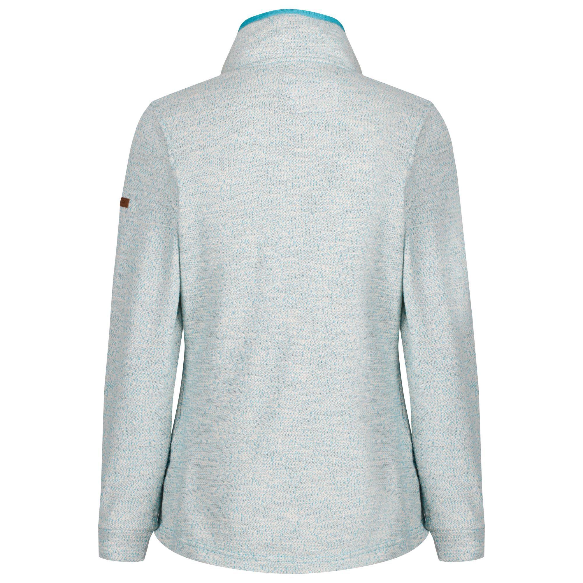 Regatta-Odetta-Womens-Warm-Curved-Full-Zip-Fleece-Jacket-RRP-50 thumbnail 5