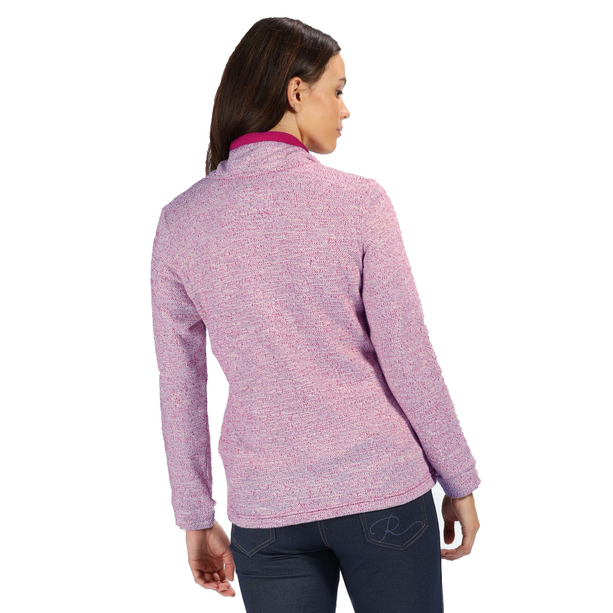 Regatta-Odetta-Womens-Warm-Curved-Full-Zip-Fleece-Jacket-RRP-50 thumbnail 19
