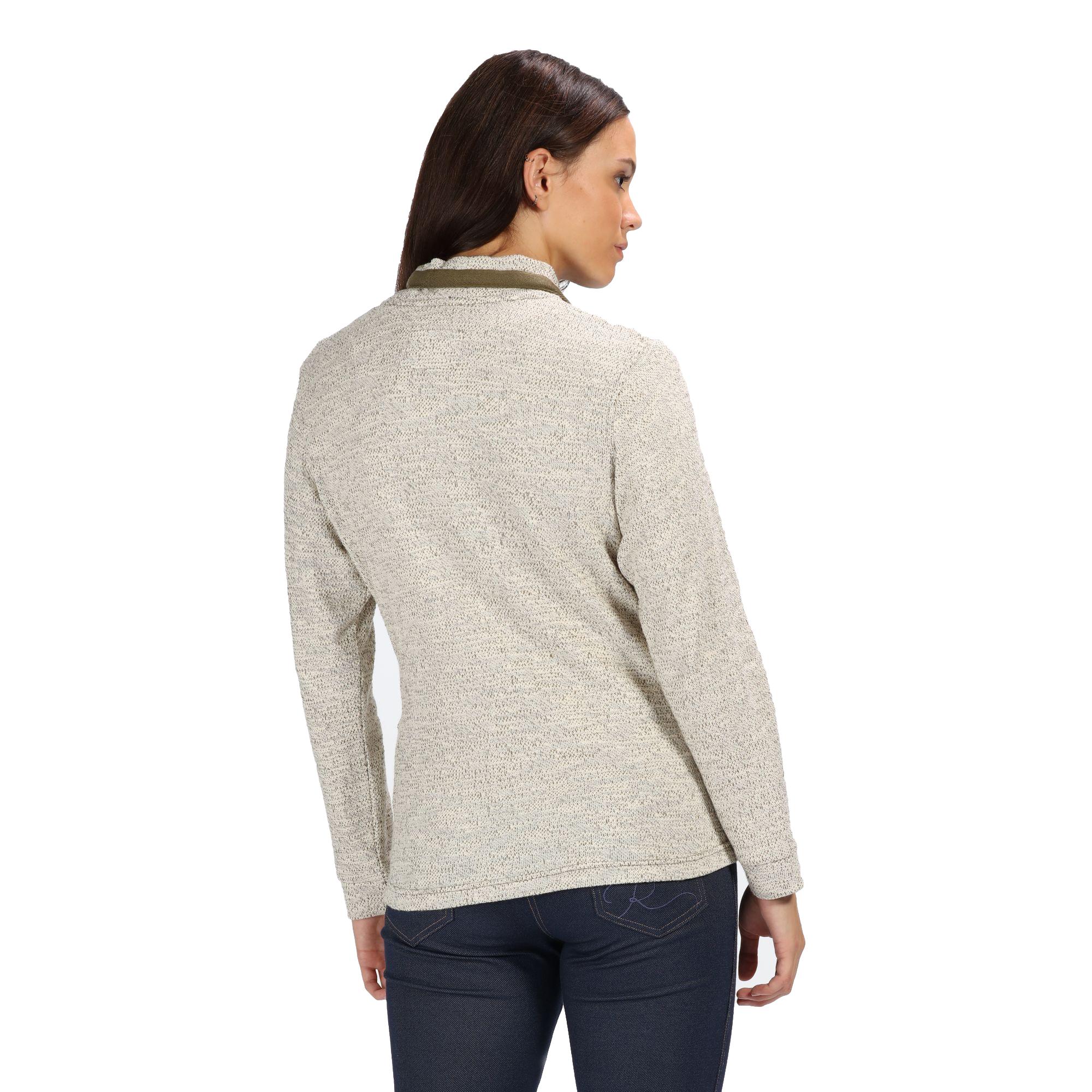 Regatta-Odetta-Womens-Warm-Curved-Full-Zip-Fleece-Jacket-RRP-50 thumbnail 7