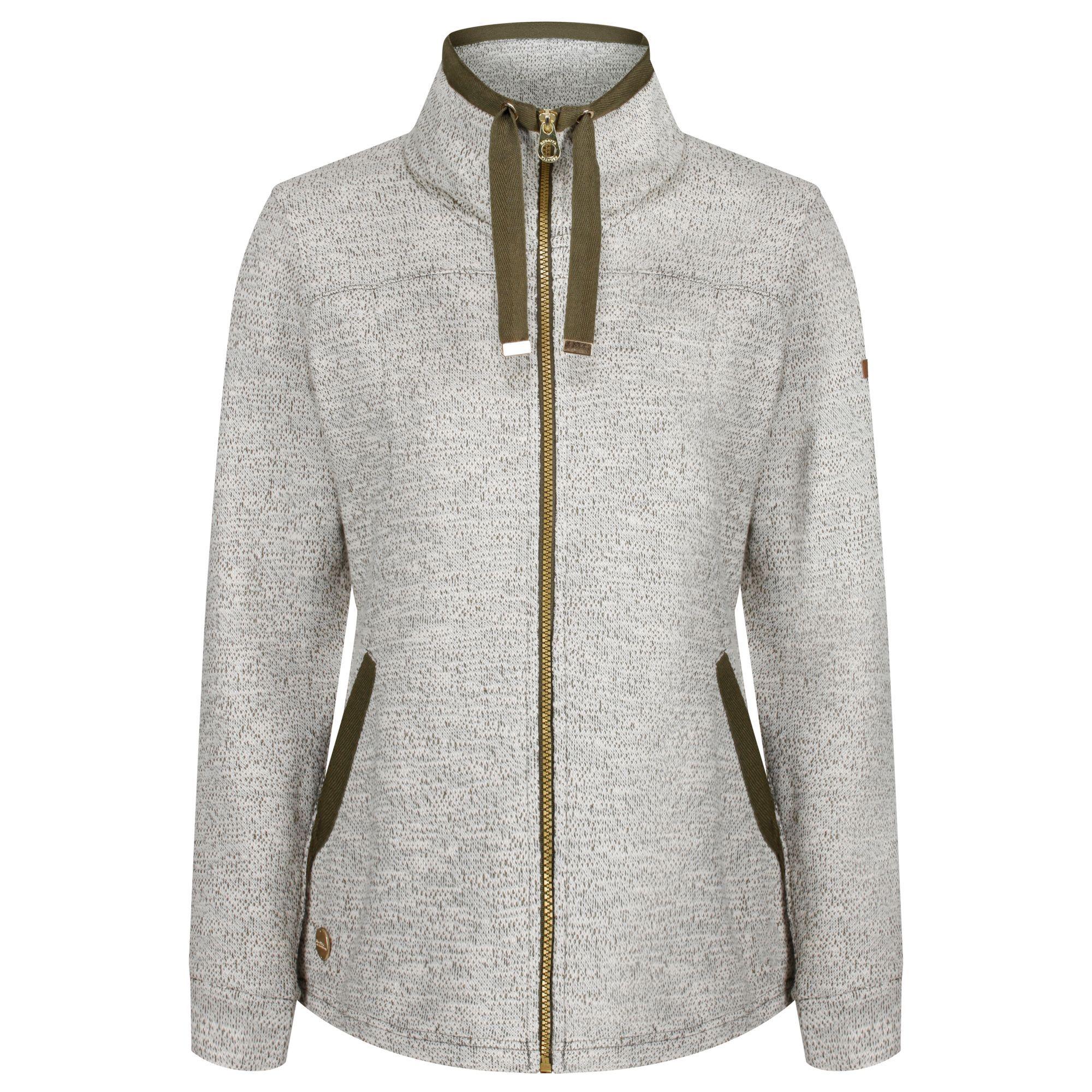 Regatta-Odetta-Womens-Warm-Curved-Full-Zip-Fleece-Jacket-RRP-50 thumbnail 8