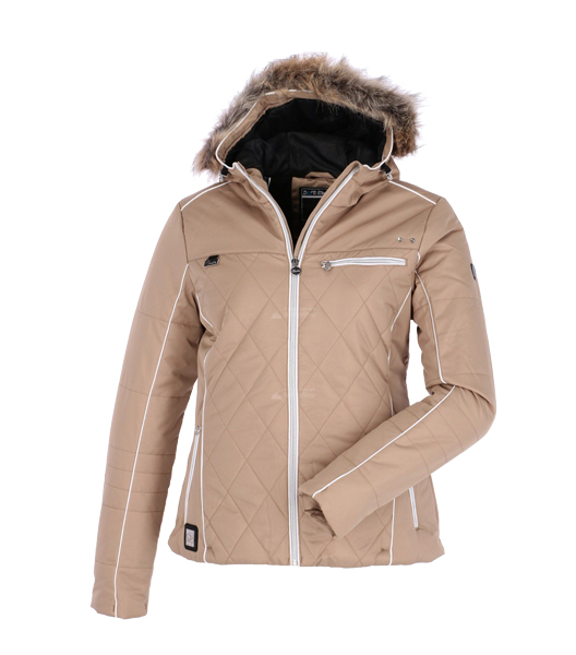 Dare2b-Ornate-Women-039-s-Waterproof-Breathable-Quilted-Ski-Jacket-Coat thumbnail 6