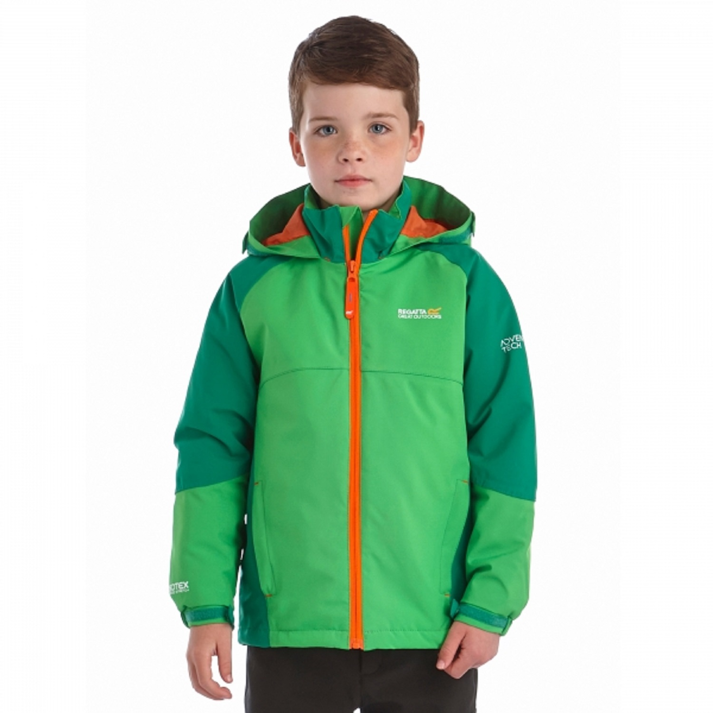 Regatta Paratrooper Kids Boys Waterproof Breathable Ski ...
