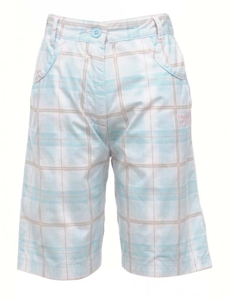 Regatta-Playtime-Boys-Girls-100-Cotton-Summer-Checked-Shorts