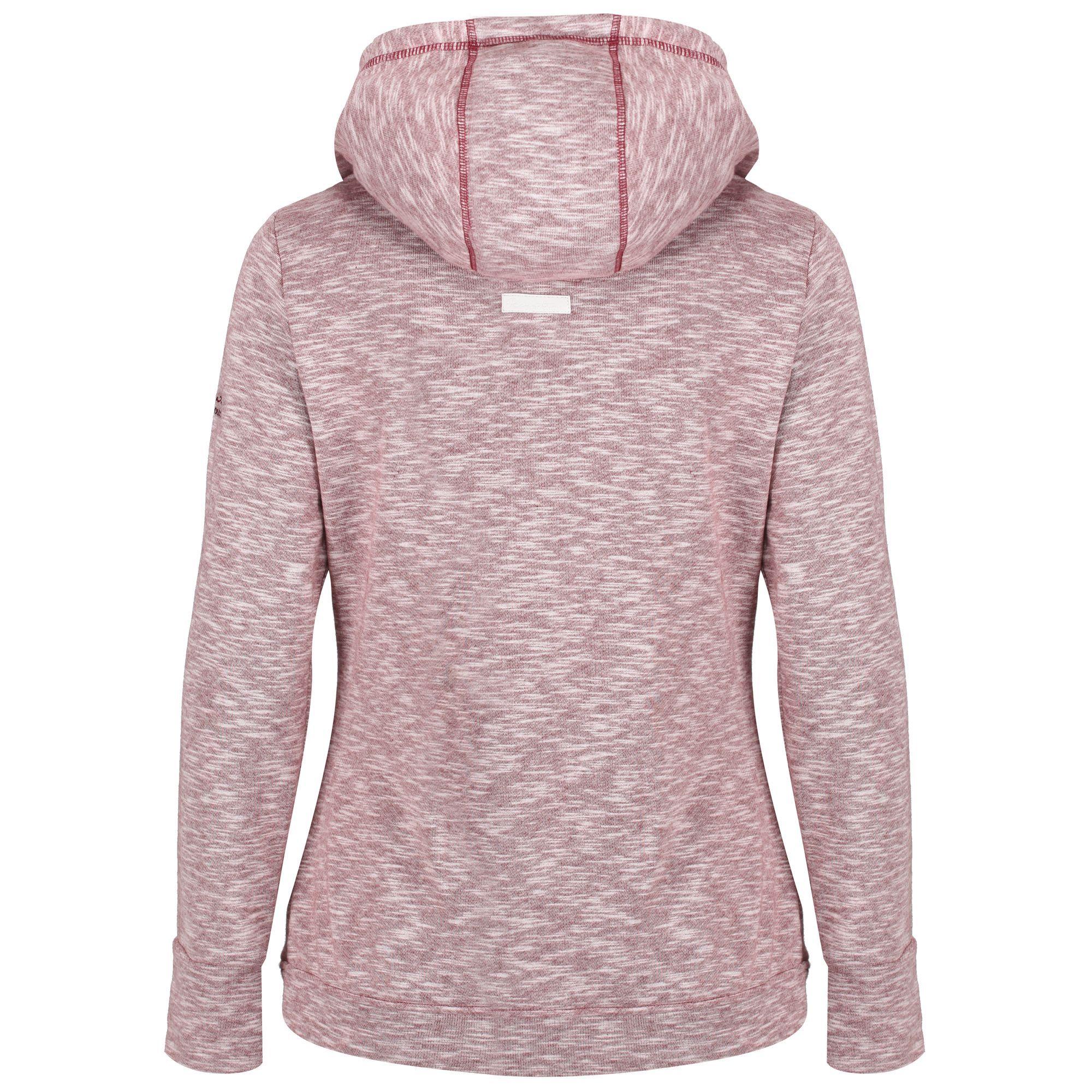 Regatta-Ramosa-Womens-Full-Zip-Hoodie-Hooded-Fleece-Jacket-RRP-50 thumbnail 5