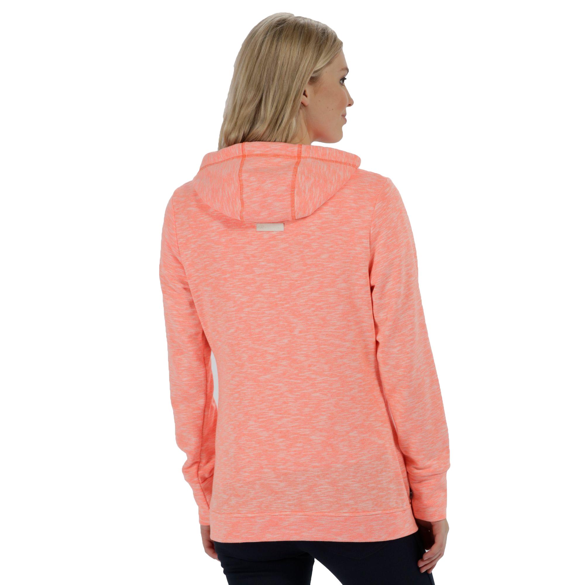 Regatta-Ramosa-Womens-Full-Zip-Hoodie-Hooded-Fleece-Jacket-RRP-50 thumbnail 7