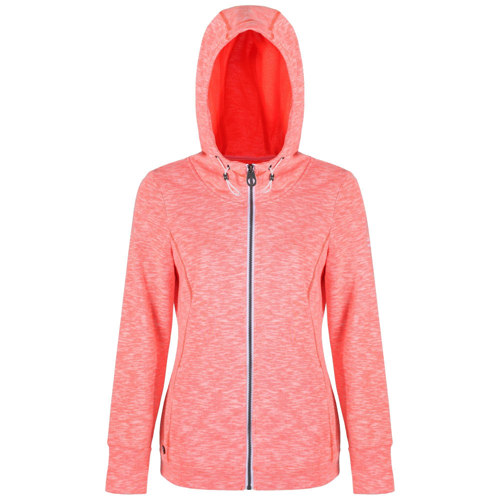 Regatta-Ramosa-Womens-Full-Zip-Hoodie-Hooded-Fleece-Jacket-RRP-50 thumbnail 8