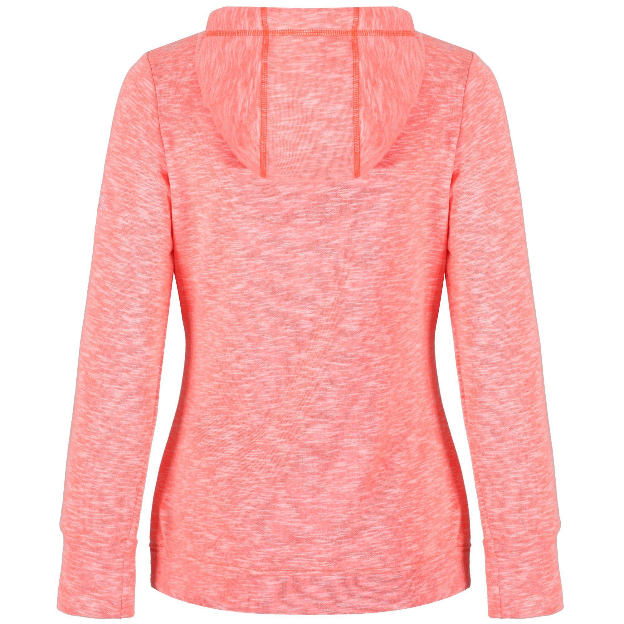 Regatta-Ramosa-Womens-Full-Zip-Hoodie-Hooded-Fleece-Jacket-RRP-50 thumbnail 9