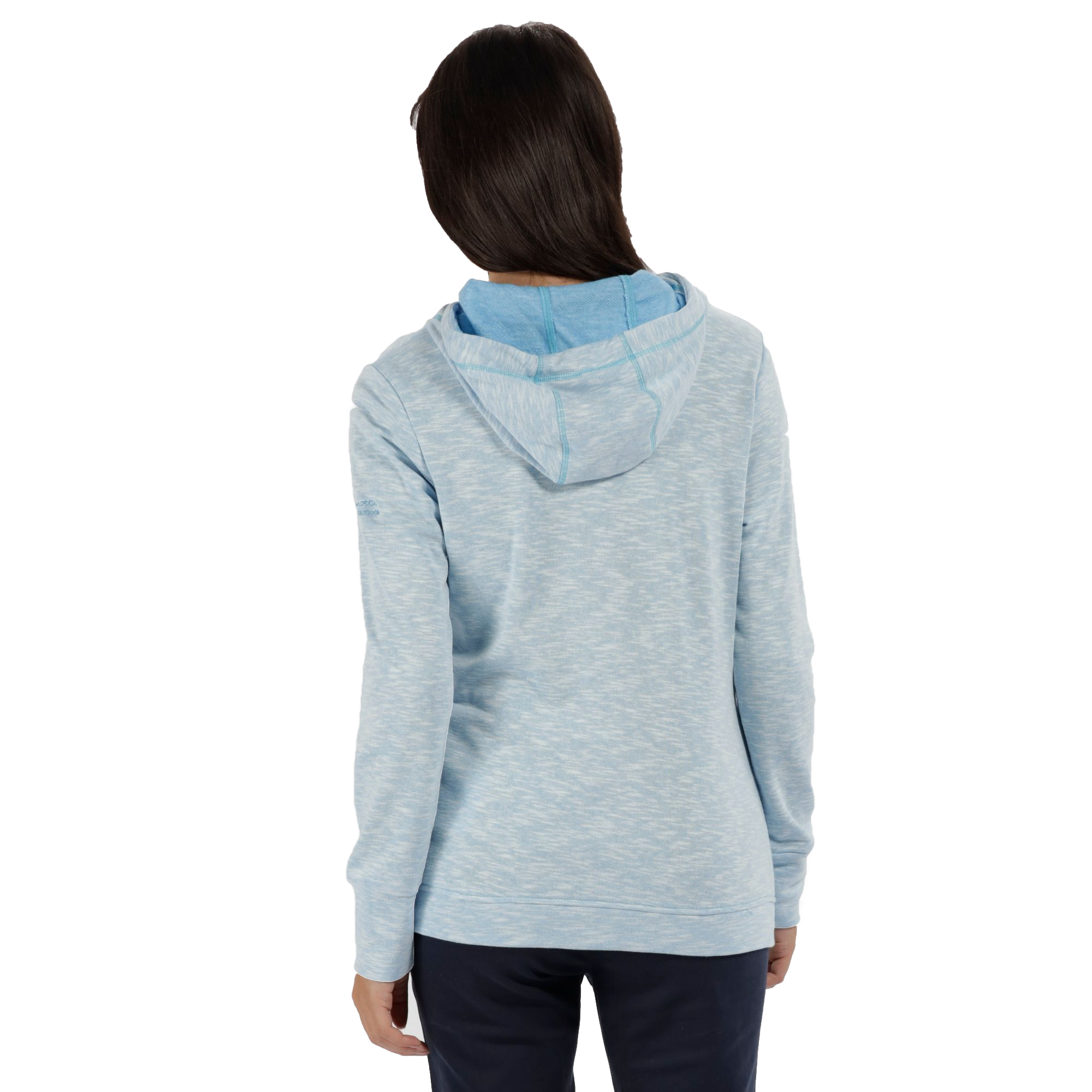 Regatta-Ramosa-Womens-Full-Zip-Hoodie-Hooded-Fleece-Jacket-RRP-50 thumbnail 11