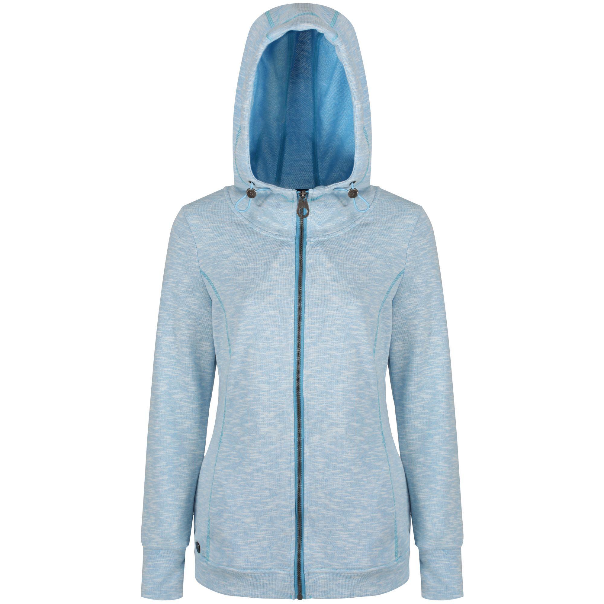 Regatta-Ramosa-Womens-Full-Zip-Hoodie-Hooded-Fleece-Jacket-RRP-50 thumbnail 12