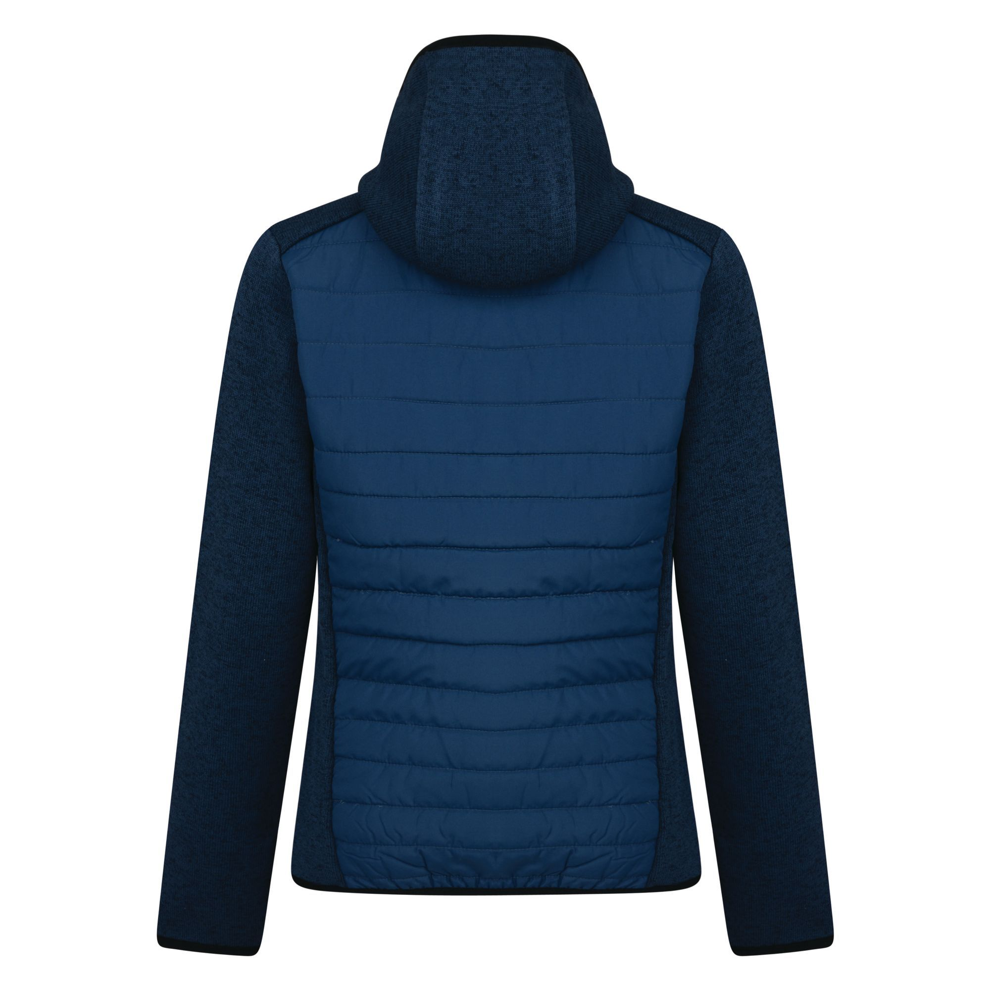Dare2b-Refinery-Womens-Hybrid-Hooded-Insulated-Water-Repellent-Jacket-RRP-70 thumbnail 5