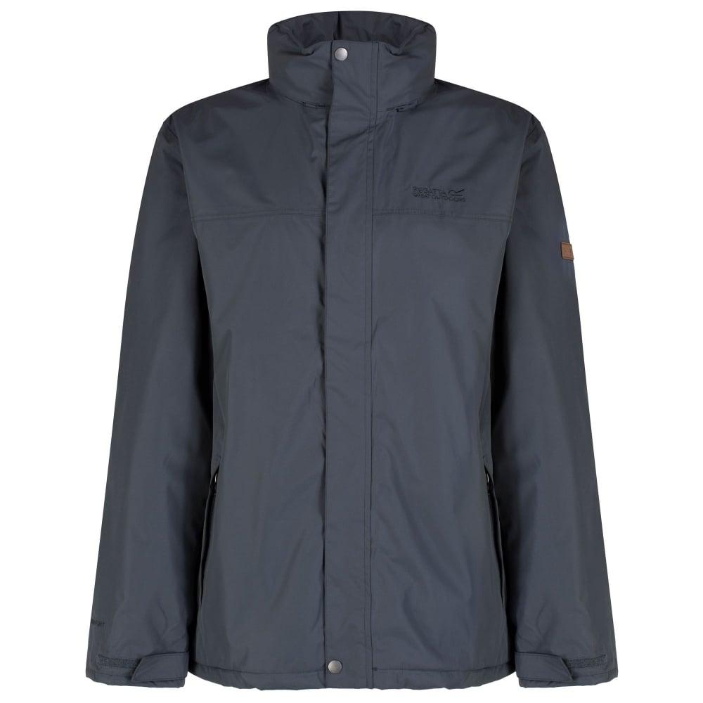Regatta-Hesper-Mens-Waterproof-Windproof-Hooded-Insulated-Jacket thumbnail 6