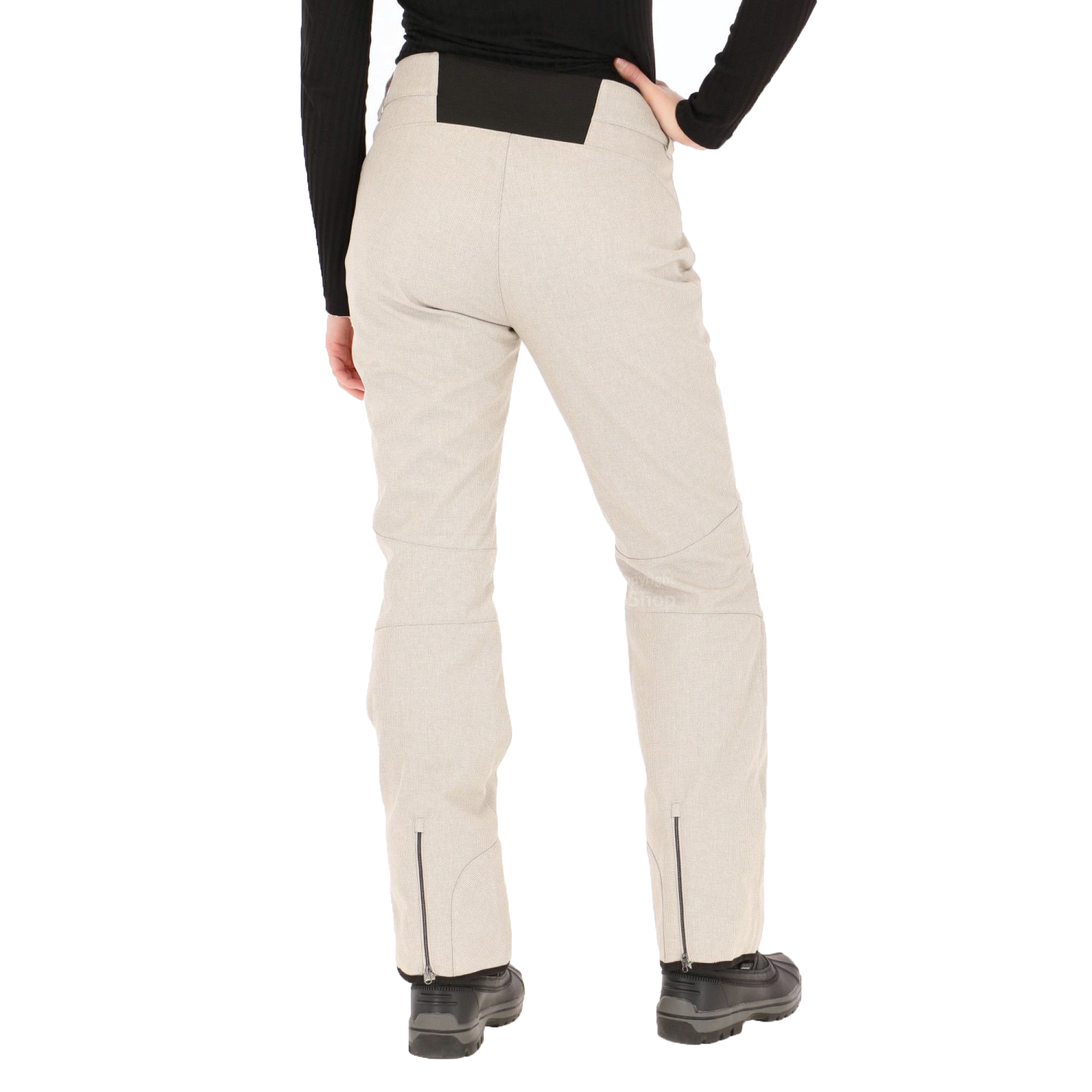 Dare2b-Remark-Womens-Water-Repellent-Breathable-Softshell-Ski-Trousers thumbnail 9