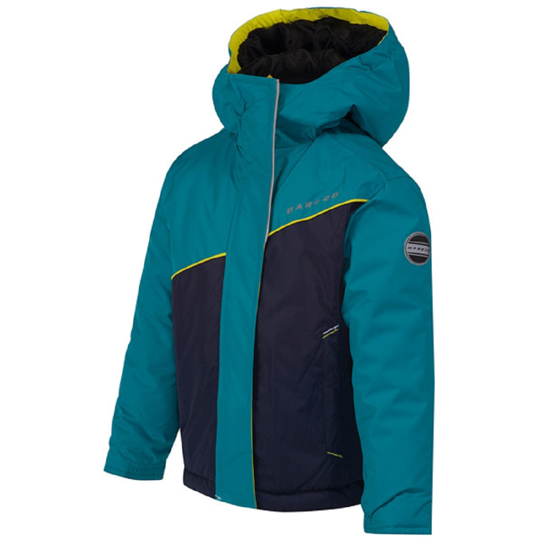 Dare2b-Kids-Unisex-Set-About-Waterproof-Breathable-Ared-5000-Hooded-Ski-Jacket