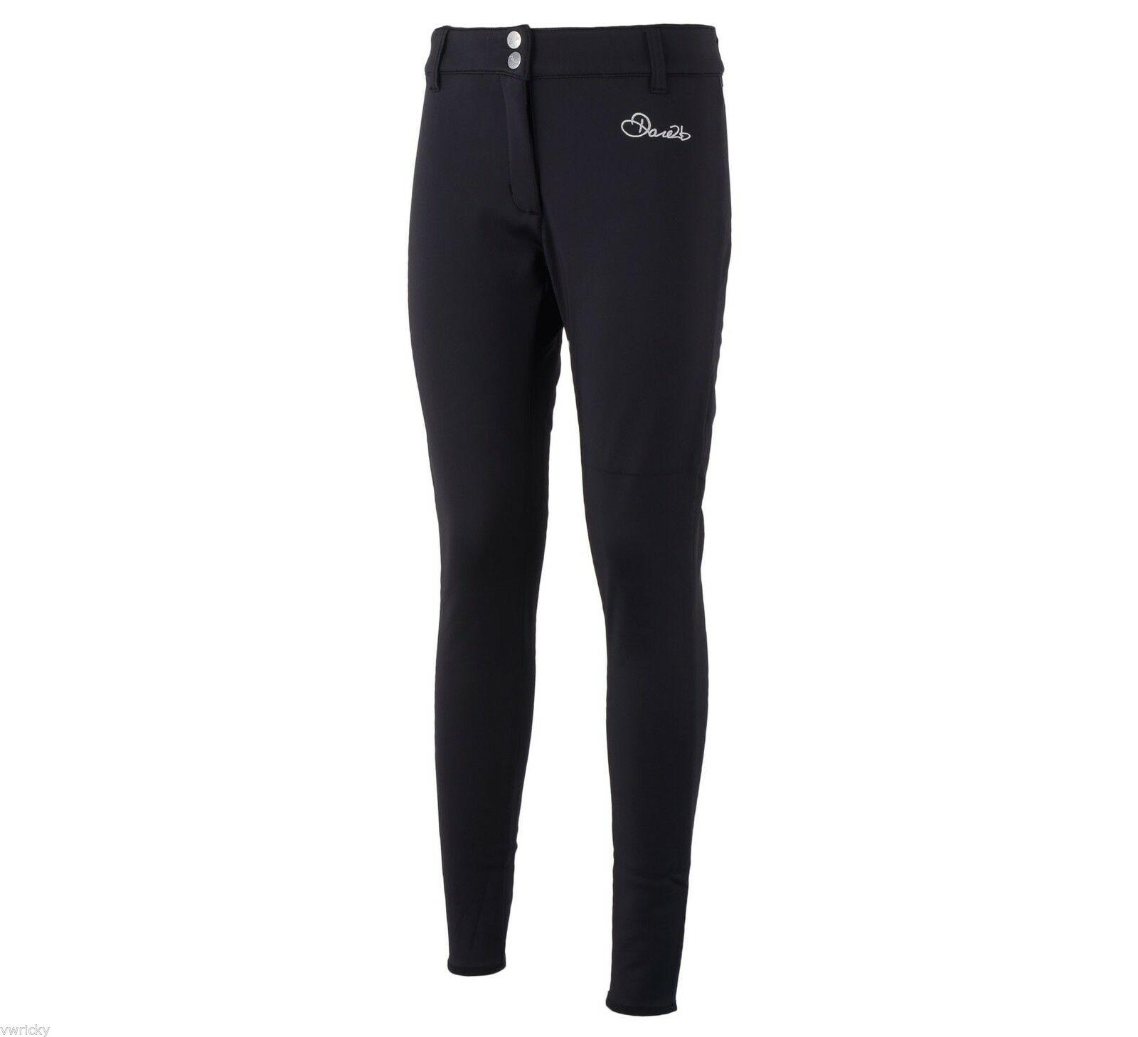 Dare2b-Shapely-Women-039-s-Windproof-Waterproof-Breathable-Ski-Trouser thumbnail 3