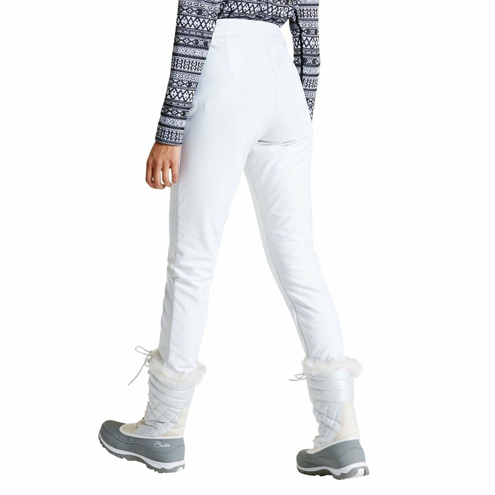 Dare2b-Shapely-Women-039-s-Windproof-Waterproof-Breathable-Ski-Trouser thumbnail 6