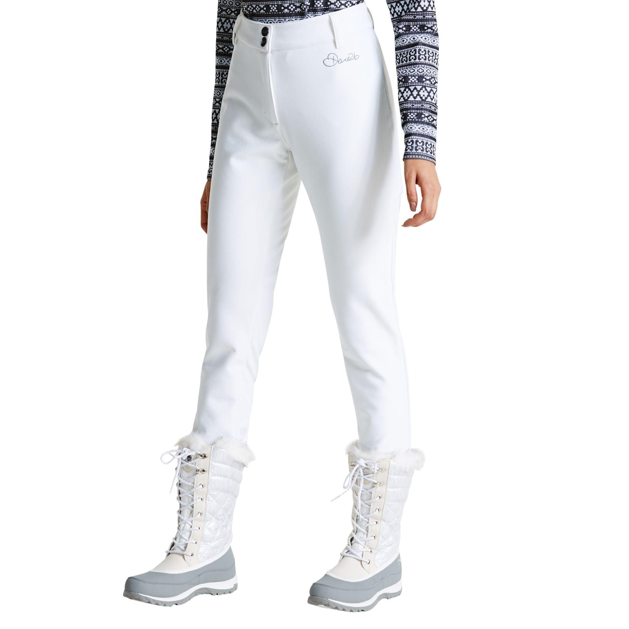 Dare2b-Shapely-Women-039-s-Windproof-Waterproof-Breathable-Ski-Trouser thumbnail 5