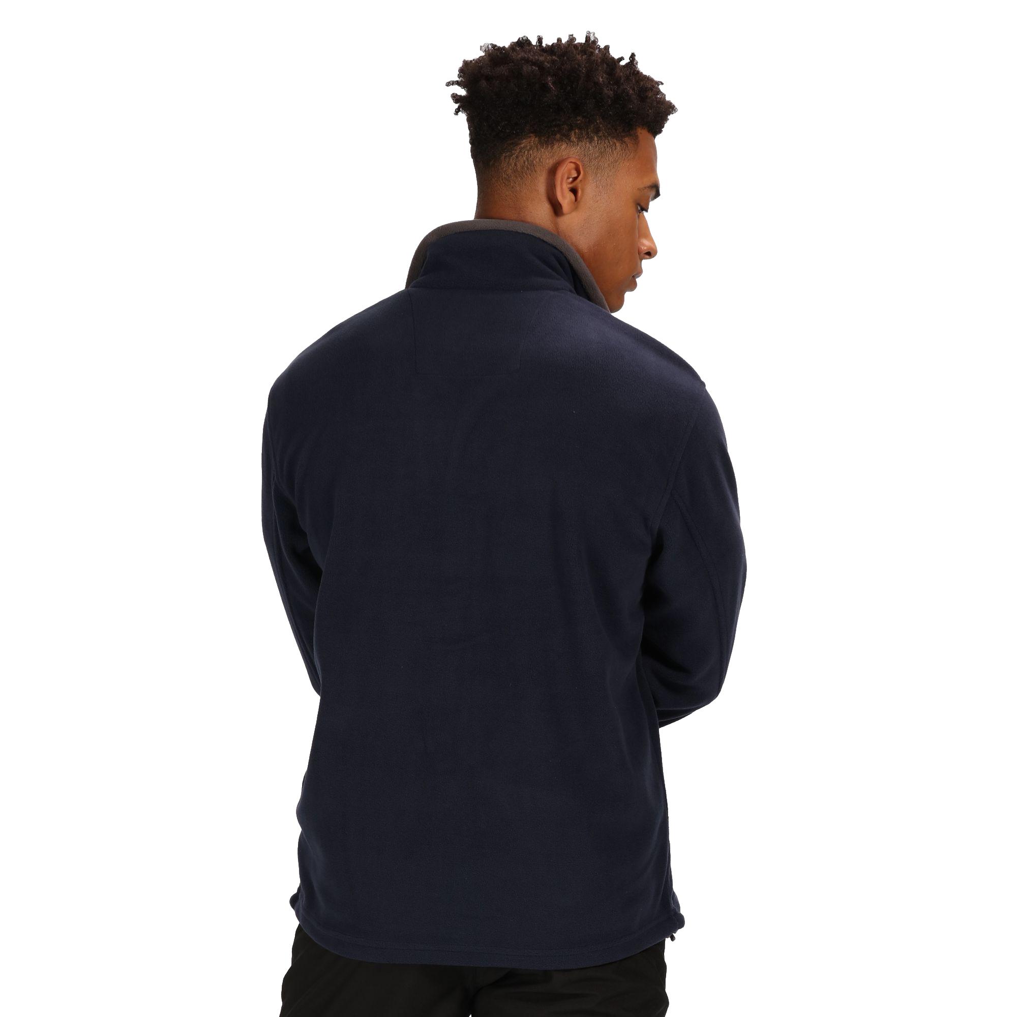 thumbnail 12 - Regatta Fellard Mens Lightweight Full Zip Warm Walking Fleece Jacket RRP £30