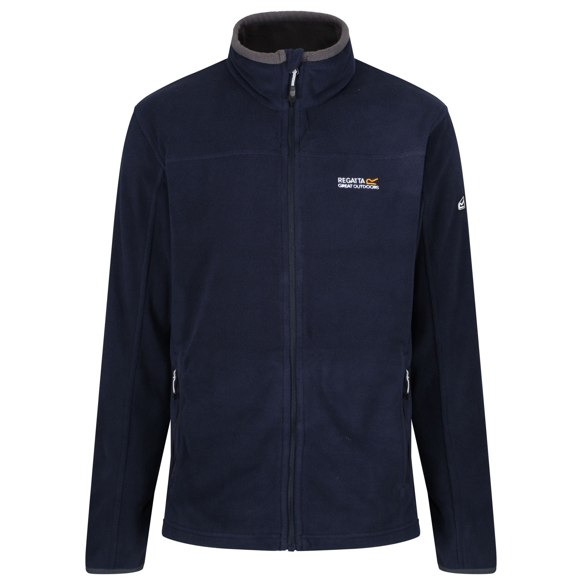thumbnail 13 - Regatta Fellard Mens Lightweight Full Zip Warm Walking Fleece Jacket RRP £30