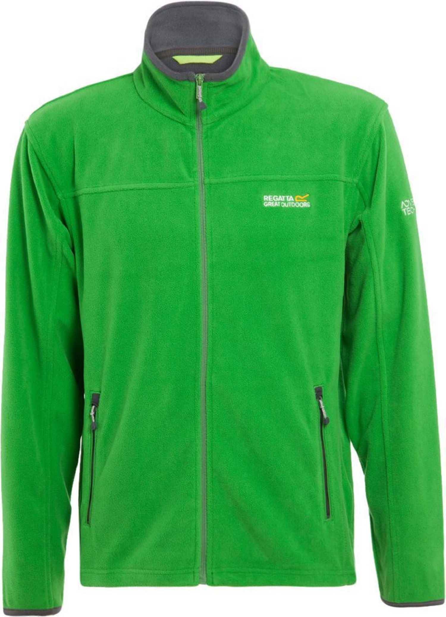 Regatta Stanton II Mens Full Zip Mid-Weight Fleece Jacket | eBay