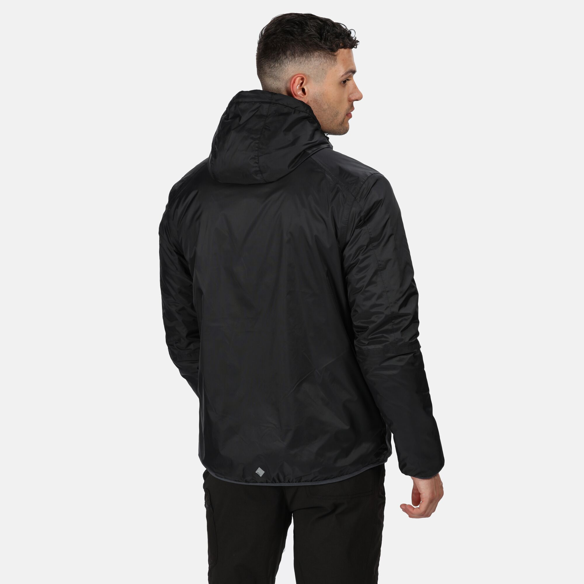 Regatta-Tarren-Mens-Wateproof-Breathable-Fleece-Lined-Jacket-RRP-70 thumbnail 3