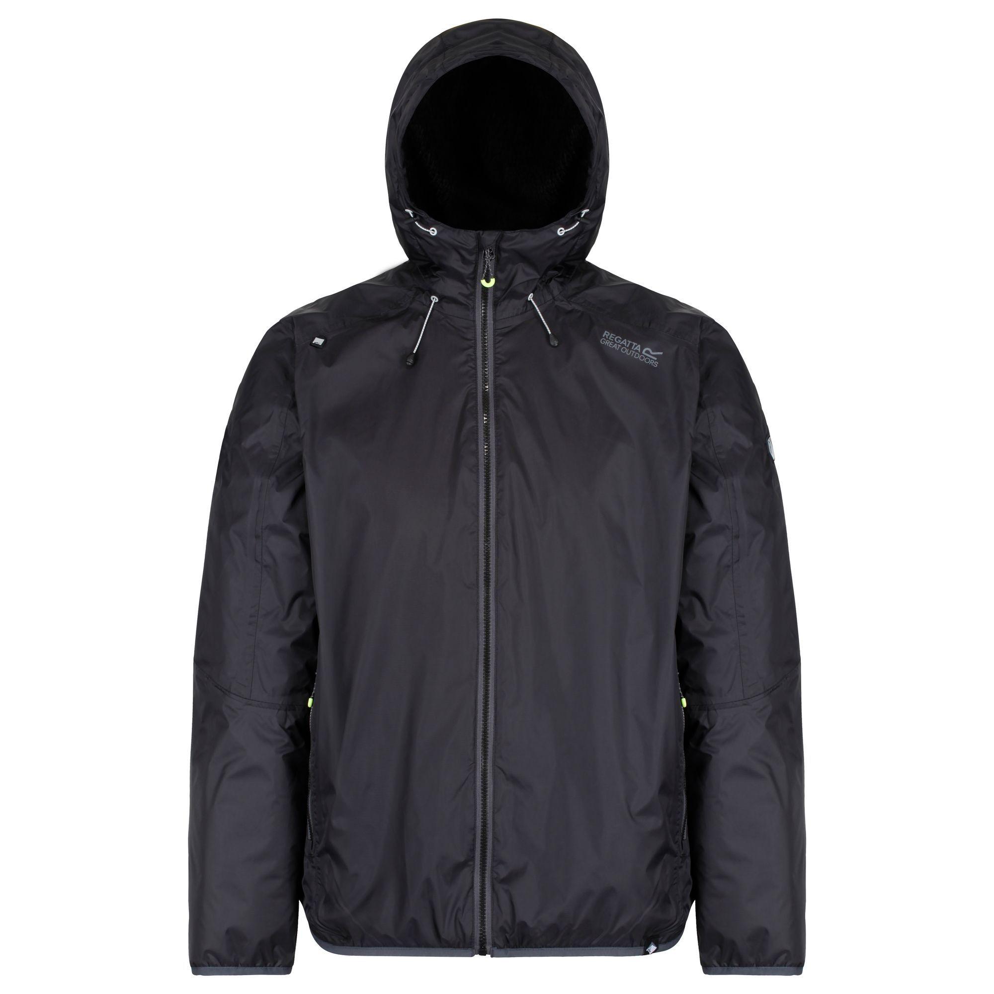 Regatta-Tarren-Mens-Wateproof-Breathable-Fleece-Lined-Jacket-RRP-70 thumbnail 4