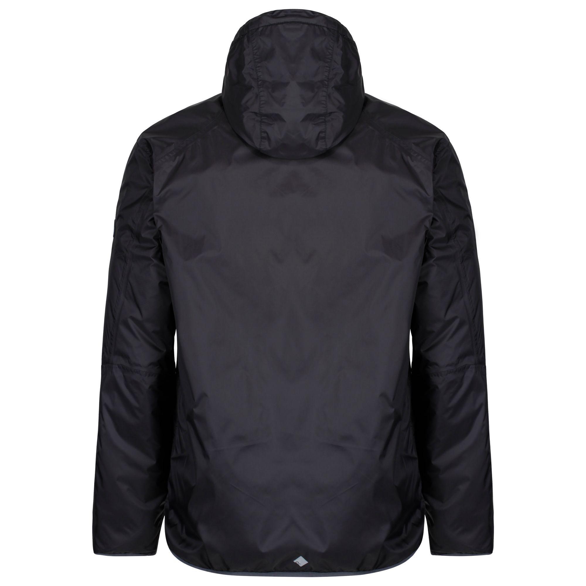 Regatta-Tarren-Mens-Wateproof-Breathable-Fleece-Lined-Jacket-RRP-70 thumbnail 5
