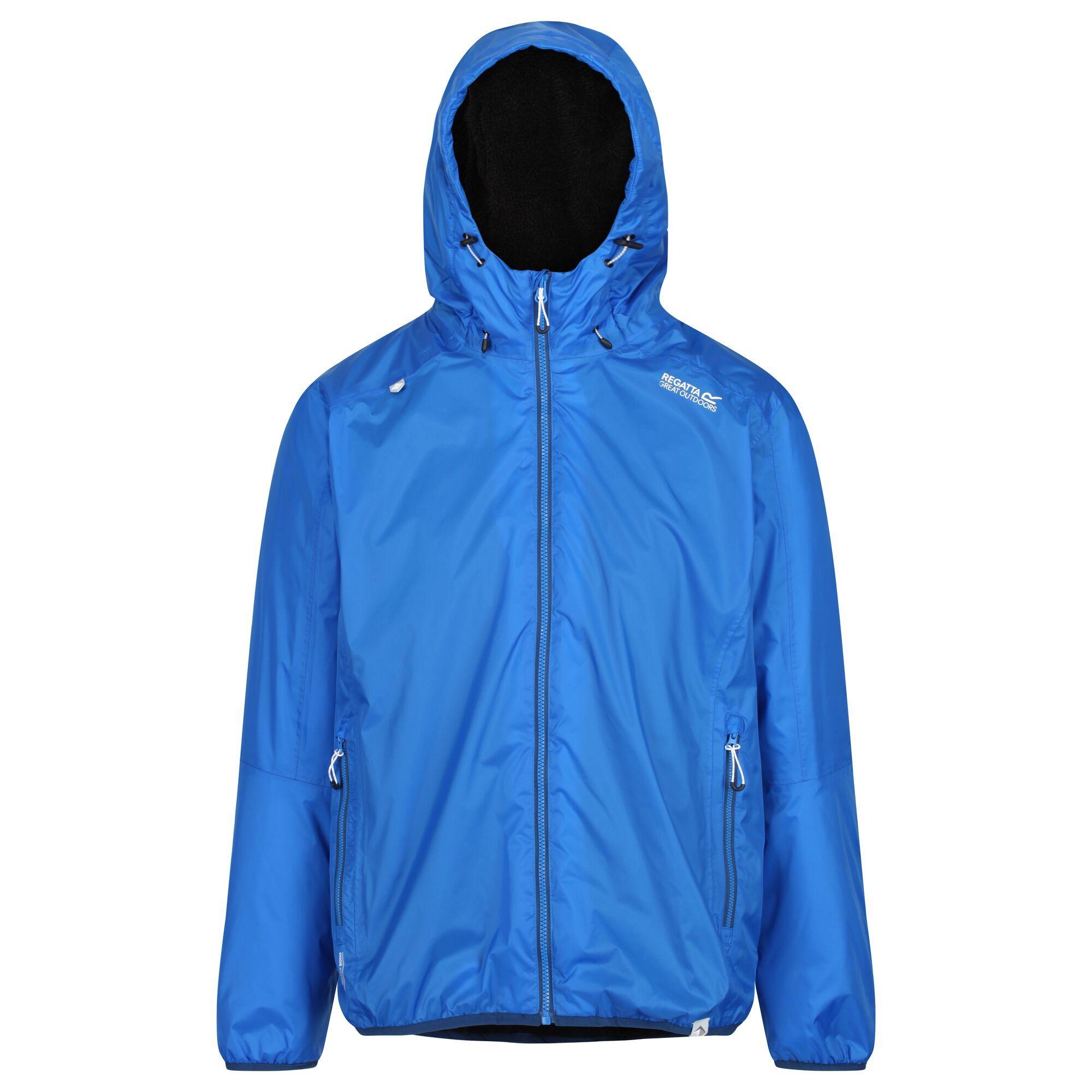 Regatta-Tarren-Mens-Wateproof-Breathable-Fleece-Lined-Jacket-RRP-70 thumbnail 8